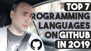 Top 7 Programming Languages on Github in 2019