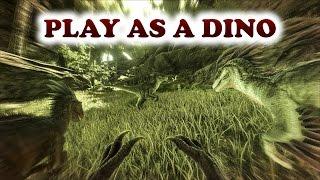 ARK Primal Survival | PLAY AS A DINO | Official Trailer!
