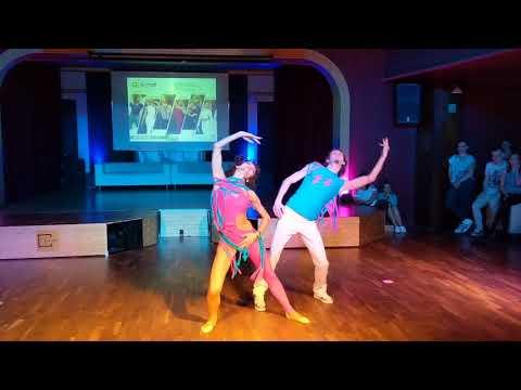 PZC2018 Anna & Aleksandr in Performance ~ video by Zouk Soul