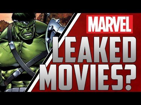 World War Hulk?! - Leaked Marvel Movies video