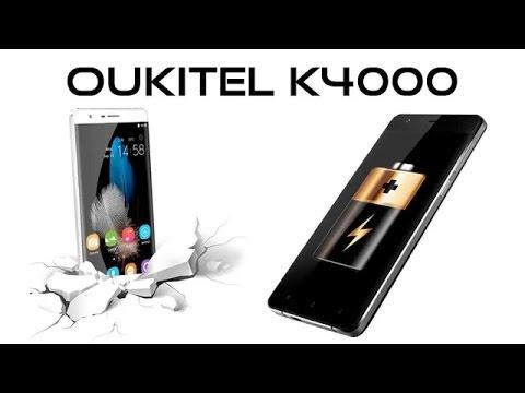 Oukitel k4000 manual