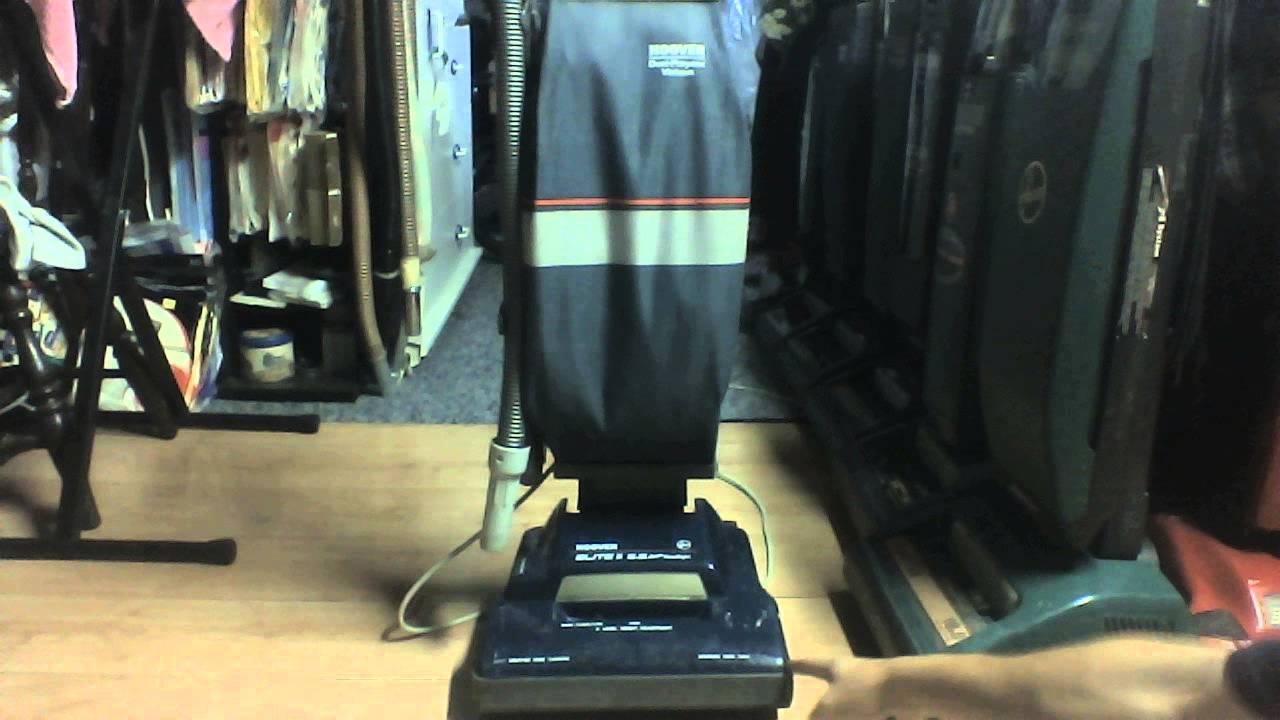 new vacuum hoover elite ii youtube