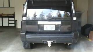 2008 Jeep Commander Bully Dog Exhaust