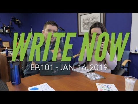 Write Now - Ep.101: Pineider Ink Alchemy Set & Ink Mixing