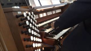 Organ Hymn - Come thou fount of every blessing - Rodgers 925
