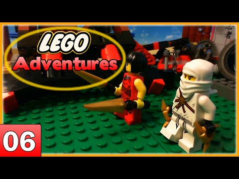 LEGO Adventures Episode 6 Lord Garmadon