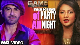 Khokababu - GAME: Party All Night Song Making | Jeet, Subhashree | Bengali Movie 2014