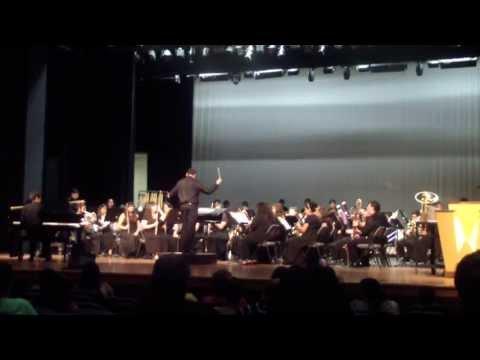 Weslaco High School Honors Band- Machu Picchu
