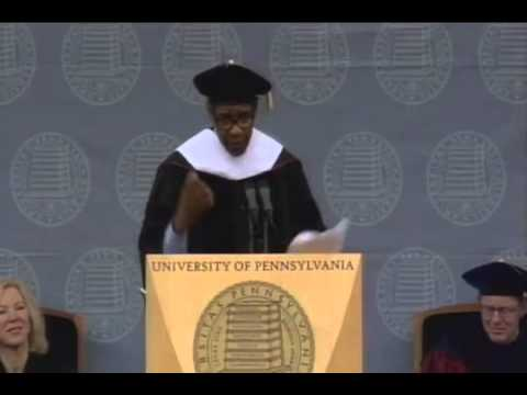 Denzel Washington' Commencement Speech