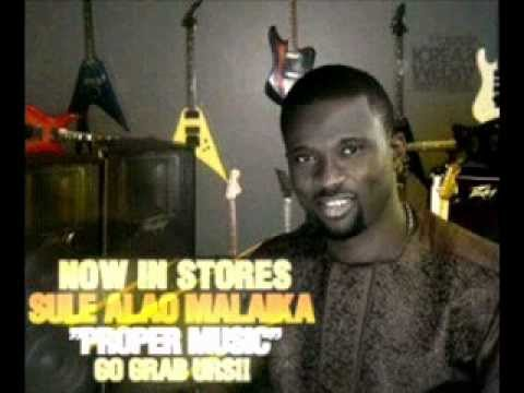 Sule Alao Malaika (proper Message) video