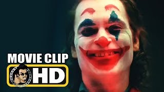 JOKER (2019) Joaquin Phoenix Make Up Test - DC Movie HD