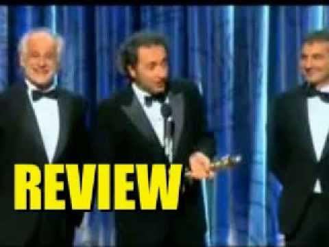 The Great Beauty wins oscars 2014 - Acceptance Speech High Quality REVIEW