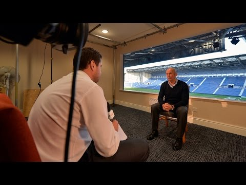 PART ONE | Tony Pulis' first interview as Head Coach of West Bromwich Albion