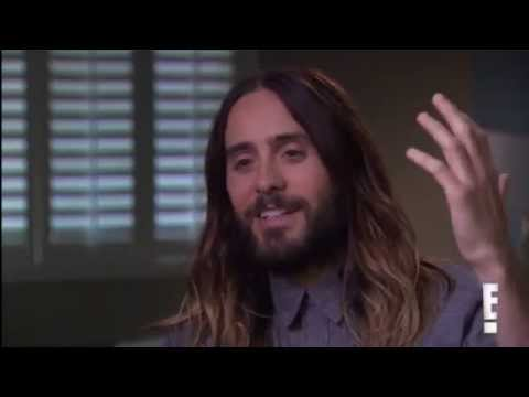 E!Online - Where does Jared Leto keep his Oscar?