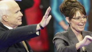 Palin: Sen. McCain is a fighter,