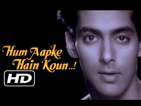Hum Aapke Hain Koun - Title Song - Salman Khan & Madhuri Dixit video