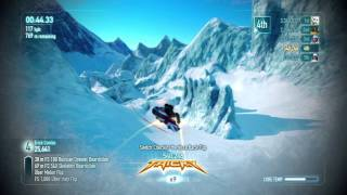 EA SPORTS SSX_ Region Gameplay - Antarctica