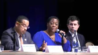 DNC Chair Candidate Jehmu Greene Says She Has Been Called Names By Dems For Deciding To Run