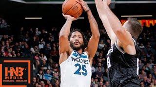 Minnesota Timberwolves vs Sacramento Kings Full Game Highlights | 12.12.2018, NBA Season
