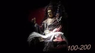 100/1000 mantras - Om Ah Hum Vajra Guru Padma Siddhi Hum - Padmasambhava Guru Rinpoche