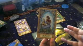 Libra August Psychic Tarot Reading 2016