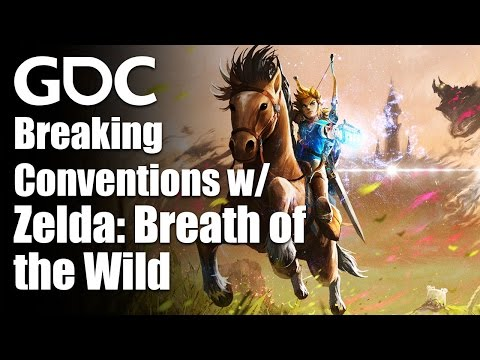 Breaking Conventions with The Legend of Zelda: Breath of the Wild (03月11日 22:16 / 6 users)