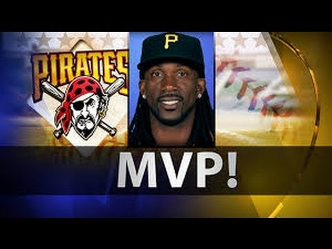 Andrew McCutchen Official MVP Highlights