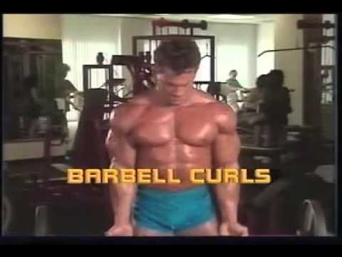 Joe Weider's Bodybuilding Training System Tape 3 - Back and Biceps 4/4