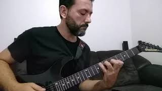 Pet Sematary - Ramones - Guitar Cover
