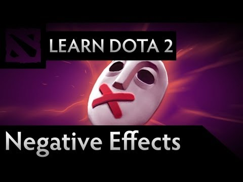 Learn Dota 2 - Disables