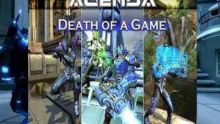 Death of a Game: Global Agenda