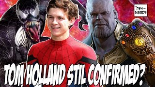 Tom Holland Spider-Man in Venom Movie After Infinity War Ending? How It's Still Possible!
