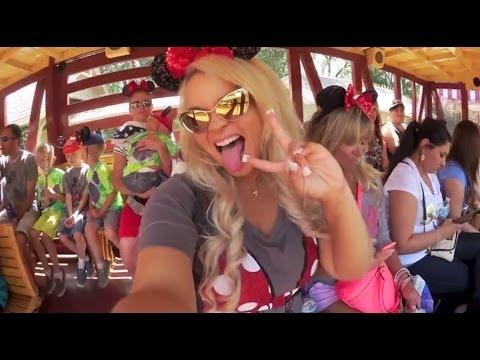 My Birthday At Disneyland!!!!! video