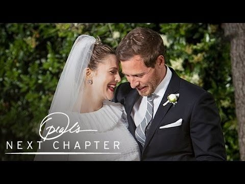 Inside Drew Barrymore's Backyard Wedding - Oprah's Next Chapter - Oprah Winfrey Network