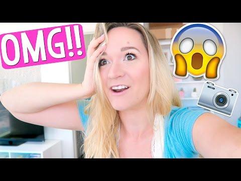 I'M IN A WEB SERIES!!! AlishaMarieVlogs