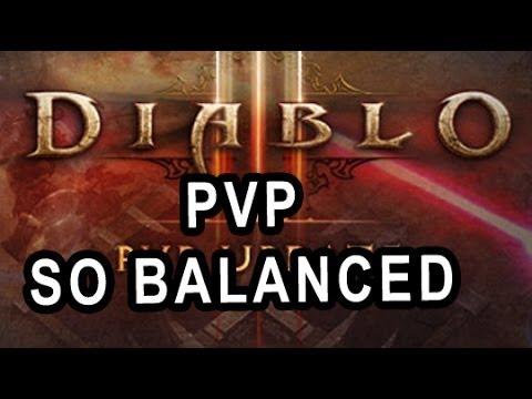 Diablo 3 PVP So Balanced...
