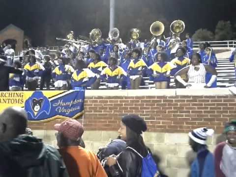 Phoebus High School Band Phoebus High School Marching