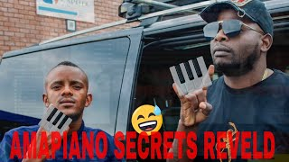 HOW TO MAKE AMAPIANO SONG LIKE VIGRO AN TAKZIN