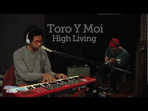 Toro y Moi - High Living (Live @ WFUV, 2013)