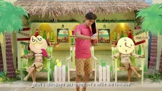 Airtel New Prepaid TVC 40 Sec: March,2016