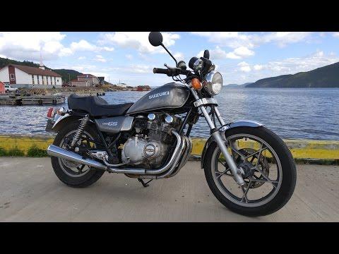 1981 Suzuki GS 650 - Motorcycle Project