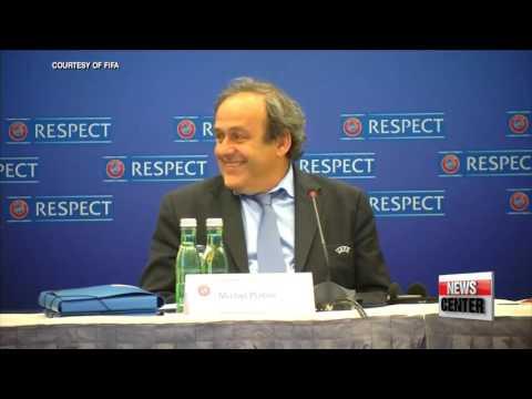FIFA confirm five presidential candidates   FIFA, 회장 선거 출마 후보자 5명 승인…플라티니 제외돼
