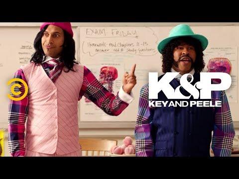 Key & Peele: Cunnilingus Class