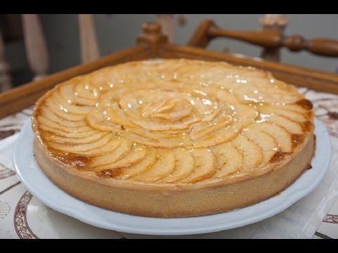 Быстрый вкусный яблочный пирог рецепт