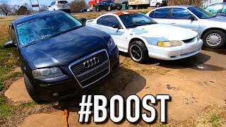 Copart Salvage 2003 Audi A3 Turbo 6 Speed Review