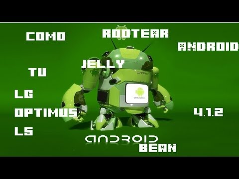 Como Rootear LG Optimus L5 Con Android Jelly Bean 4.1.2