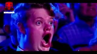 Got talent reaction to O-MURA - Mazuk (dnb)