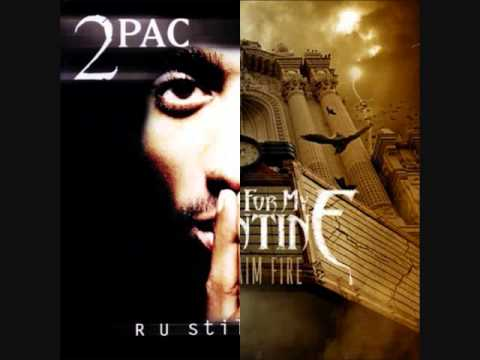 Tupac-Bullet For My Valentine Mashup (full version)