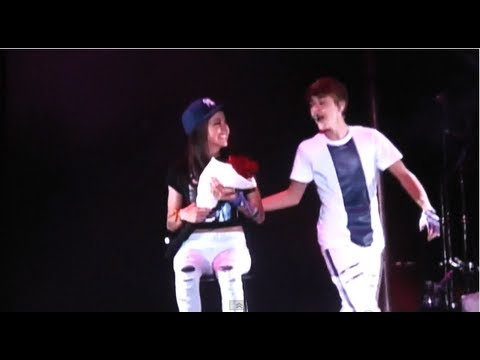 Justin Bieber en Chile - One Less Lonely Girl 