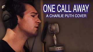 "Charlie Puth - ""One Call Away"" (James Maslow Cover)"